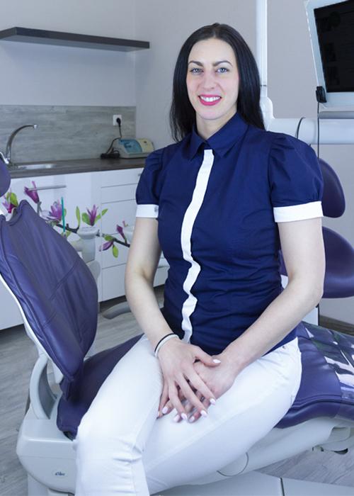 Mária Franíková dentálna hygienička